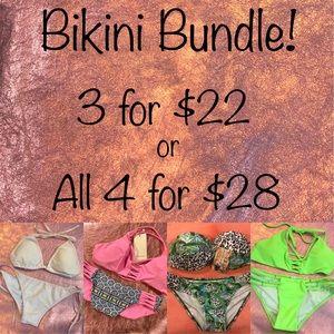 Bikinis - Bundle and Save!
